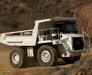 Terex TR45 Rigid Dump Truck