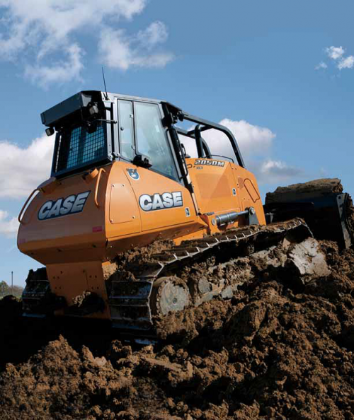 Case 2050M Bulldozer