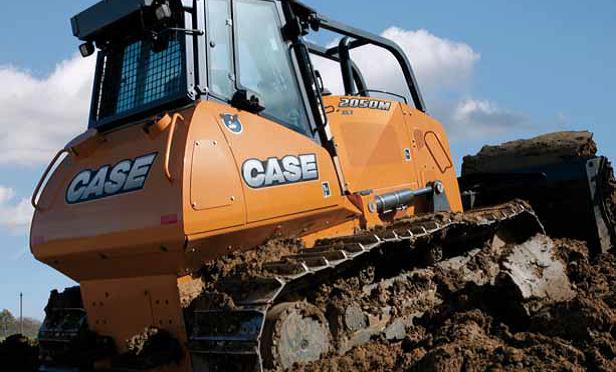 Case 2050M Bulldozer