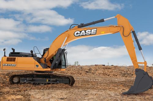 Case CX350C Excavator