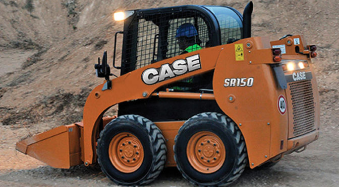 Case SR150 Skid Steer