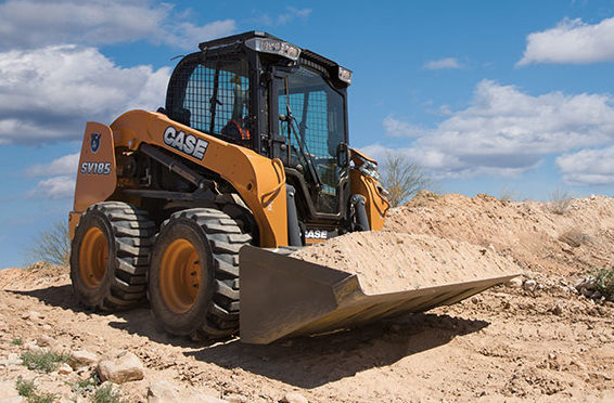 Case SV185 Skid Steer