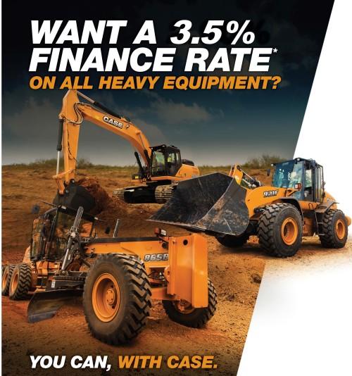 CASE Finance Campaign - Heavy 3.5%