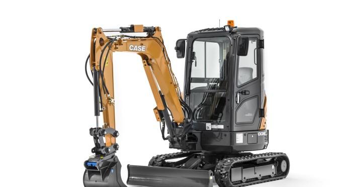 Case CX26C digger excavator