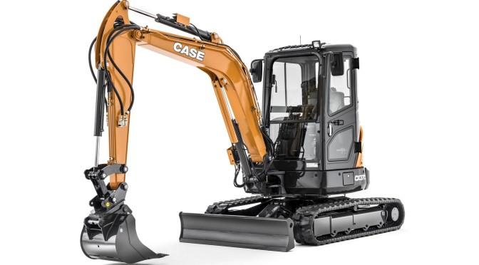 Case CX37C digger excavator
