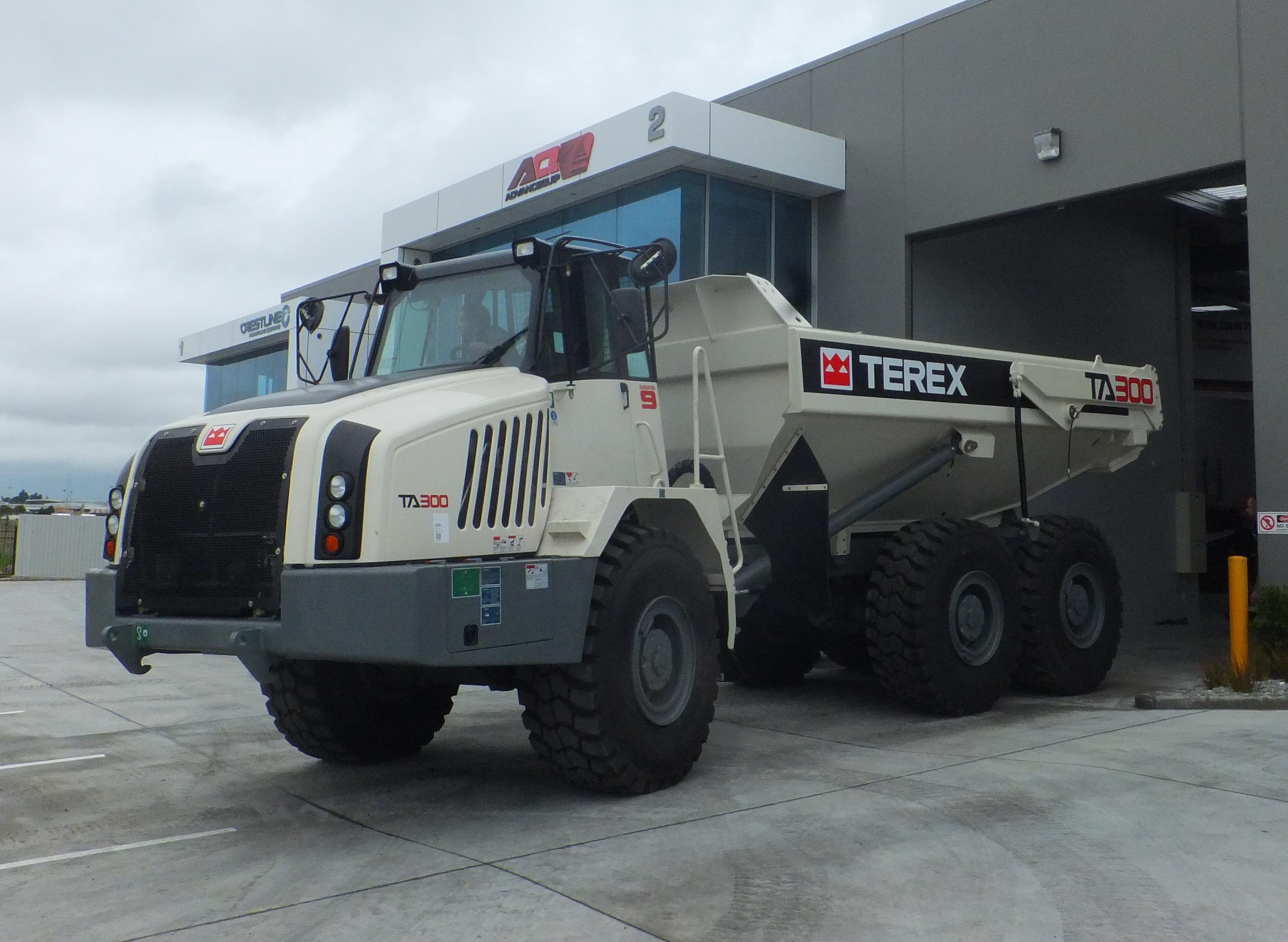 Terex TA300 Gen 9 Articulated Dump Truck