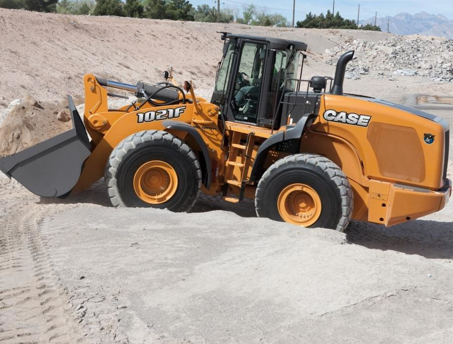 Case 1021F Wheel Loader