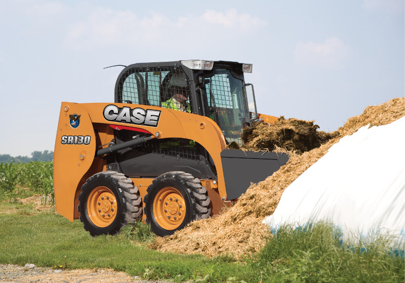 Case SR130 Skid Steer