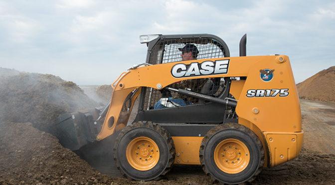 Case SR175 SkidSteer