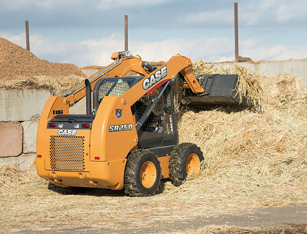 Case SR250 Skid Steer